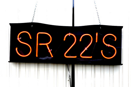 sr22 california